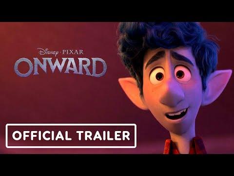 Onward - Official Trailer 2 2020 Tom Holland Chris Pratt