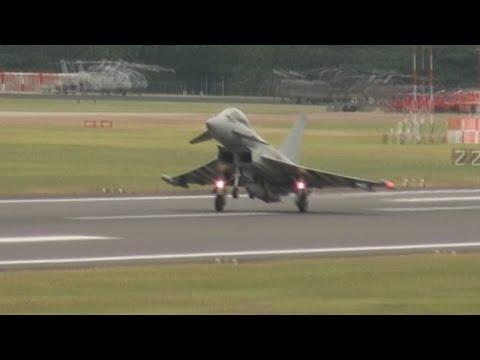 Eurofighter Typhoon Royal Air Force-...