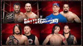 Hello guys!These are my predictions for WWE Battleground 2017!What are yours? Leave them in the comments section!If you enjoyed this video and want more like this then please leave a like on this video and subscribe to my channel! It will be much appreciated. Thank you for watching the video and have a great day!----------------------------------------------Credit to WWE for pictures used:http://www.wwe.com/Background from: http://wallpapersafari.com/royalty-free-wallpapers/Music from NoCopyrightSounds:Konac - Home [NCS Release]Link: https://www.youtube.com/watch?v=6TFfIgMeYQ0Konac• https://soundcloud.com/konac• https://www.facebook.com/itskonac• https://www.youtube.com/c/konac• https://twitter.com/konac_