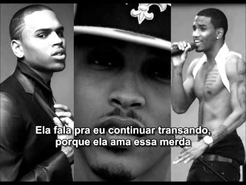 August Alsina ft. Trey Songz & Chris Brown - I Luv This Shit (Remix) [Legendado]