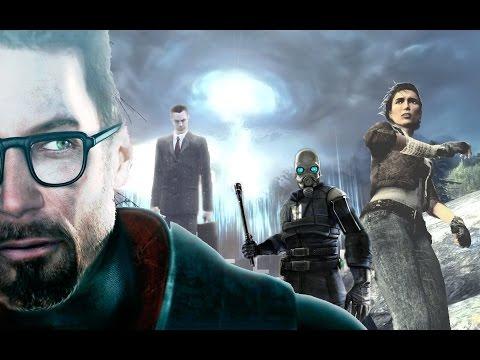(BioAlienR) Half-Life 2 - Прохождение pt1