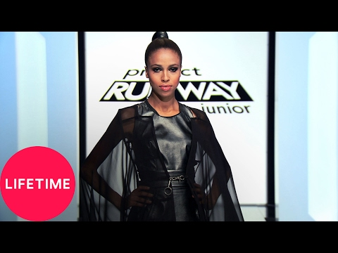 Project Runway Junior | Head of the Class, Episode 8: Be Your Own Muse | Lifetime
