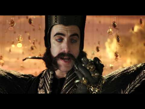 Alice Through the Looking Glass (TV Spot 'Againts Time')