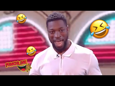 PREACHER LAWSON Leaves EVERYONE LAUGHING On Britain's Got Talent 2019