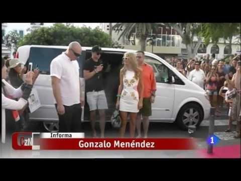 Paris Hilton en Ibiza (Corazón TVE1)