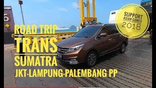 Download Video Road Trip Wuling Cortez Trans Sumatra (BAG.1) Support ASIAN GAMES 2018 MP3 3GP MP4