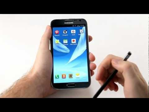 Samsung Galaxy Note 2 Key Features and Benefits