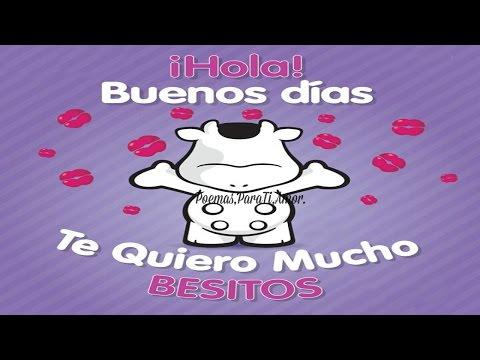 imagenes de buenos dias amor - Buenos Dias Amor  Feliz Dia Amor  good morning love
