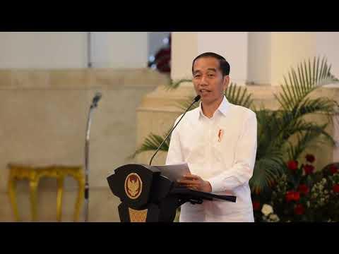 Arahan Presiden Mengenai Pengendalian Karhutla Tahun 2020