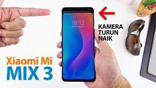 Download Video Buka Box XIAOMI MI MIX 3 Indonesia, Kamera Naik Turun MP3 3GP MP4