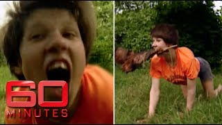 Video Abandoned toddler rescued and raised by feral dogs | 60 Minutes Australia MP3, 3GP, MP4, WEBM, AVI, FLV Juli 2019