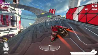 WipEout Omega Collection - Sol A+ Challenge