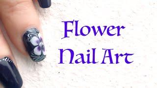 FLOWER NAIL ART | Michela Parisi