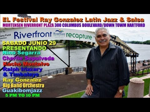 7th Edition of The Ray Gonzalez Salsa & Latin Jazz Festival, Guakibom Jazz Band, Latin Jazz
