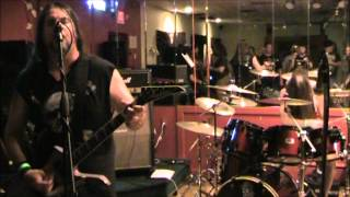 Anvil Bitch - Sin Machine (Dominance cover)(live 8-11-12)HD