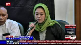 Video Pernyataan Sikap PBNU Bersama Tokoh Lintas Agama Terkait Teror di Surabaya MP3, 3GP, MP4, WEBM, AVI, FLV Agustus 2018