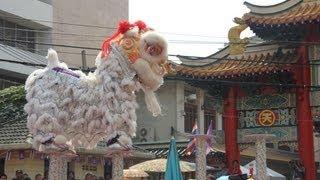 China Town In Bangkok On Chinese New Year