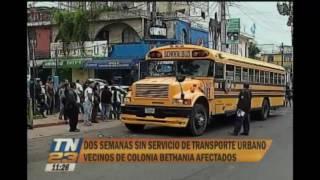 30 Sep 2016 ... Pretendían desalojarlos de Sanarate - Duration: 16:03. TN23 21 views. New · 16:n03 · Servicio de buses de la zona 7 continúa en paro...