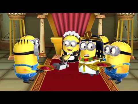 Minions Mini Movies 2016  - Despicable me 2 Funny Animation