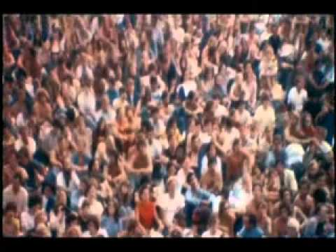the spirit of the sixties part 10: Woodstock festival - three days of peace and music