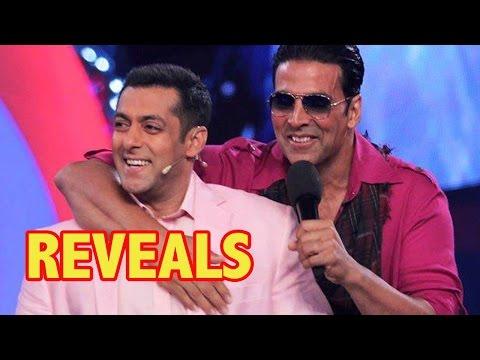 Akshay Kumar's Reaction When Salman Khan Called