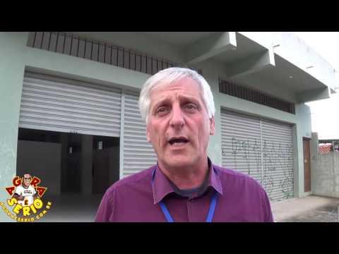 Engenheiro Paschoal fala sobre o andamento da obra do Fórum de Juquitiba e São Lourenço