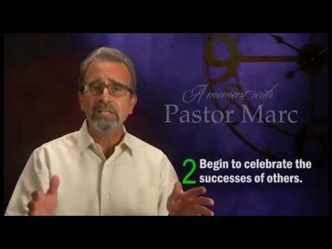 "A Moment with Pastor Marc #31<br /><strong>""Envy""</strong>"