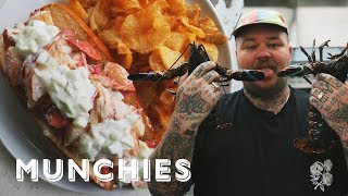 How-To: Make Lobster Rolls with Matty Matheson by Munchies