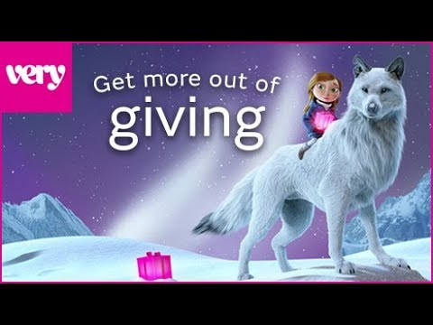 Very.co.uk Christmas Advert 2017 - Get More Out of Giving