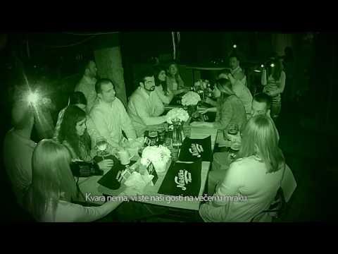Nikšićko Pivo Tamno_Večera u tami