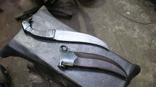 Video Forging a Persian dagger, the complete movie. MP3, 3GP, MP4, WEBM, AVI, FLV Juni 2019