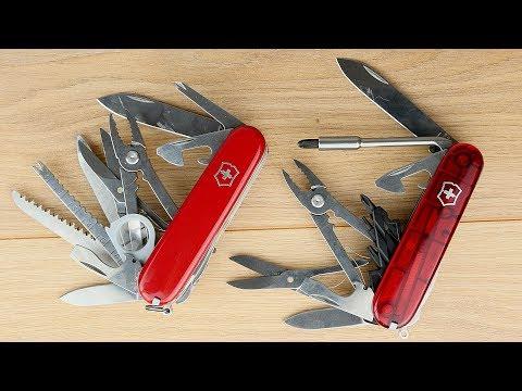 Victorinox CyberTool - Das bessere Swisschamp? // EDC Taschenmesser // Multitool // DEUTSCH
