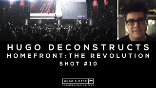 This week I Deconstruct the Homefront: The Revolution game cinematic shot 10. We made this project at Fire Without Smoke for Depp Silver and DamBuster. Enjoy. Music:Backed Vibes Clean - Rollin at 5 by Kevin MacLeod is licensed under a Creative Commons Attribution licence (https://creativecommons.org/licenses/by/4.0/)Source: http://incompetech.com/music/royalty-free/index.html?isrc=USUAN1400029Artist: http://incompetech.com/