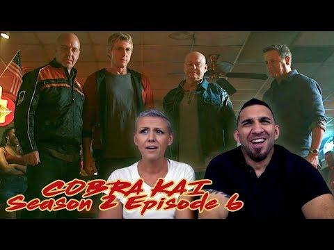 Cobra Kai Season 2 Episode 6 'Take a Right' REACTION!!