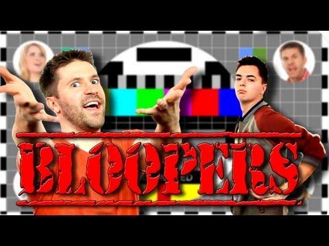 Bloopers! Dancing, Swearing, and Brain Farts!