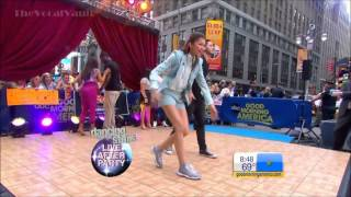 DWTS After Party  Finalists Perform - GMA 5-22-13