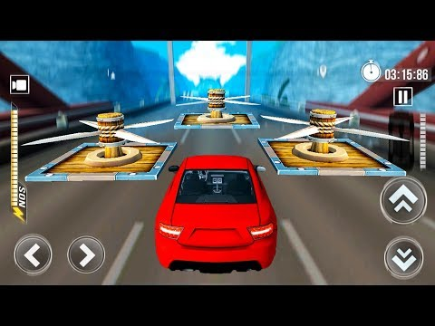 Сrazy Сars Race (Speed car bumps challenge) - Android Games