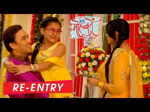 Simmi's Ex - Husband SURPRISE Visit In LOHRI | Ye
