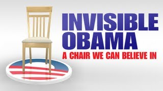 Talking Obama Empty Chair YouTube video