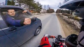 Video 8 MINUTES OF CRAZY POLICE CHASE GETAWAYS | POLICE vs BIKERS | PEPPER SPRAY IN FACE MP3, 3GP, MP4, WEBM, AVI, FLV Agustus 2017