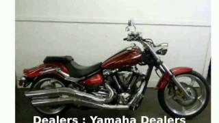 8. 2009 Yamaha Raider S Review, Specification