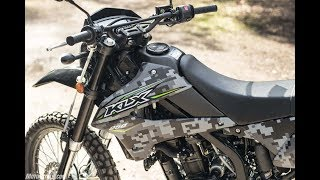 10. Cool 2018 Kawasaki KLX250 First Ride Review