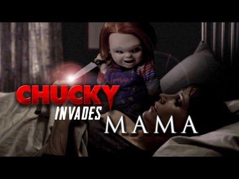 Chucky Invades Mama – Horror Movie MashUp (2013) Film HD