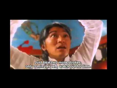 Những tình huống siêu hài hước trong phim Châu Tinh Trì - Phần 2