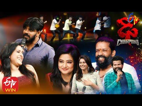 Dhee Champions | 7th October 2020  | Full Episode | ETV Telugu