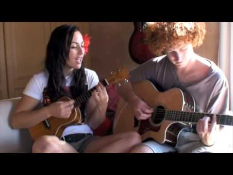 Waiting in Vain – Bob Marley cover by Mitelene and Jp