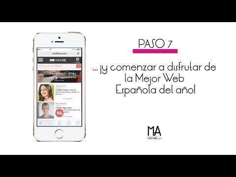 MiAffaire nuevas experiencias   Cómo registrarse  en la mejor web de citas online de España