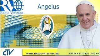 Angelus Domini 2016.08.28