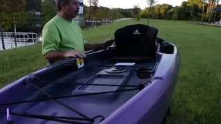 3. Fierce Kayaking Ascend D10T Review