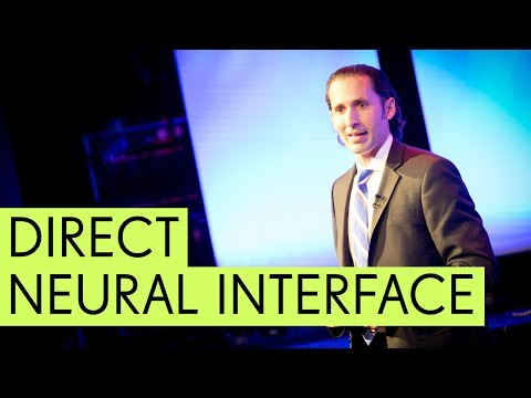Direct Neural Interface & DARPA - Dr Justin Sanchez